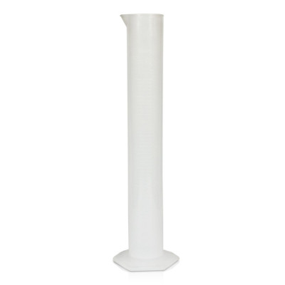Мерный цилиндр 50 мл пластиковый