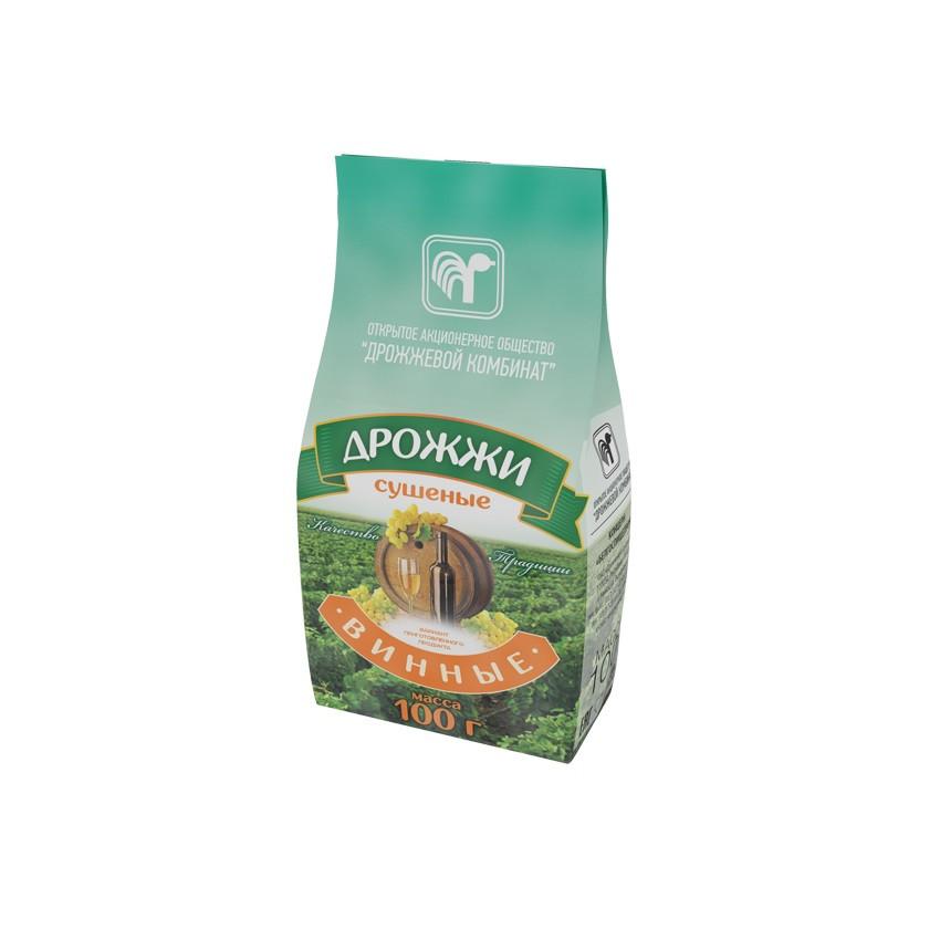 Дрожжи винные, 100 гр. (Беларусь)