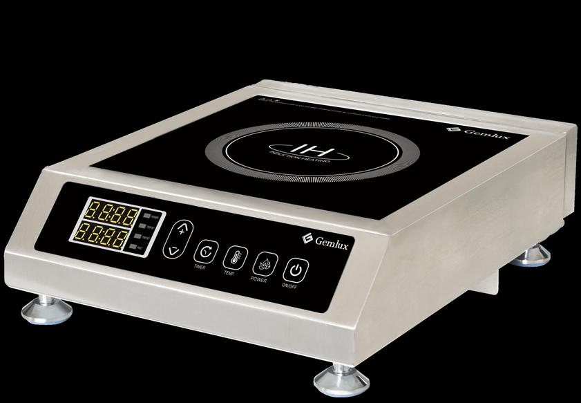 Плита индукционная GEMLUX GL-IC3513 3,5 кВт