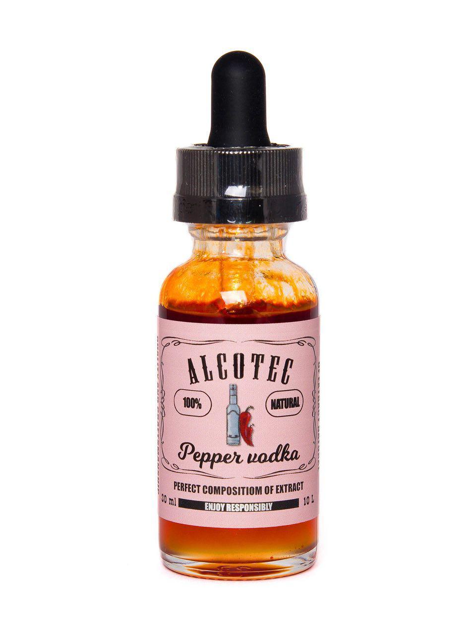 Натуральная эссенция Alcotec (Alcostar) Pepper vodka