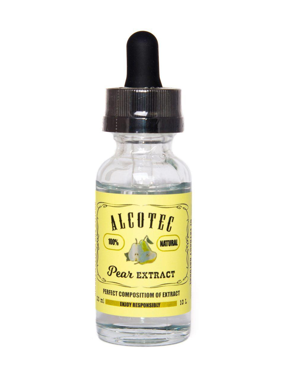 Натуральная эссенция Alcotec (Alcostar) Pear