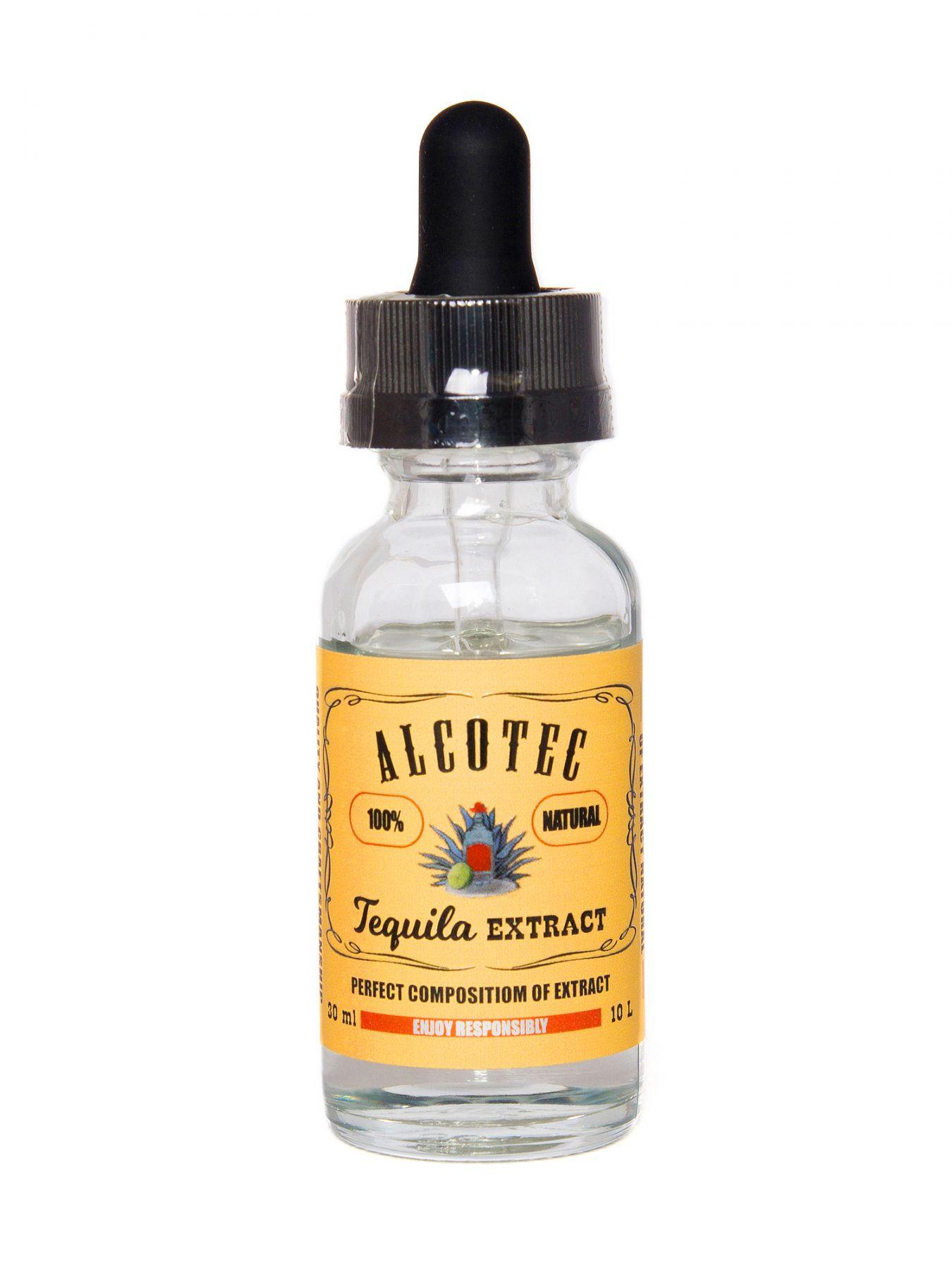 Натуральная эссенция Alcotec Tequila