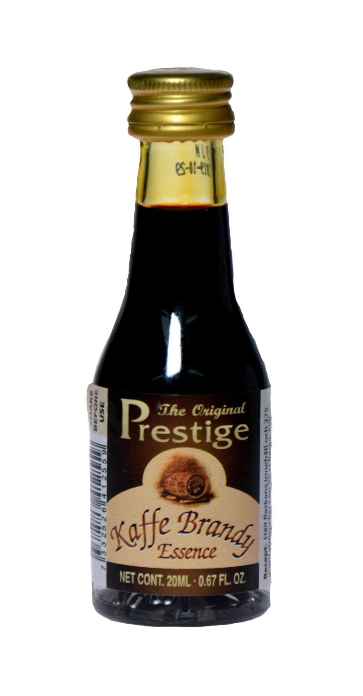 Эссенция Prestige Coffee and Brandy