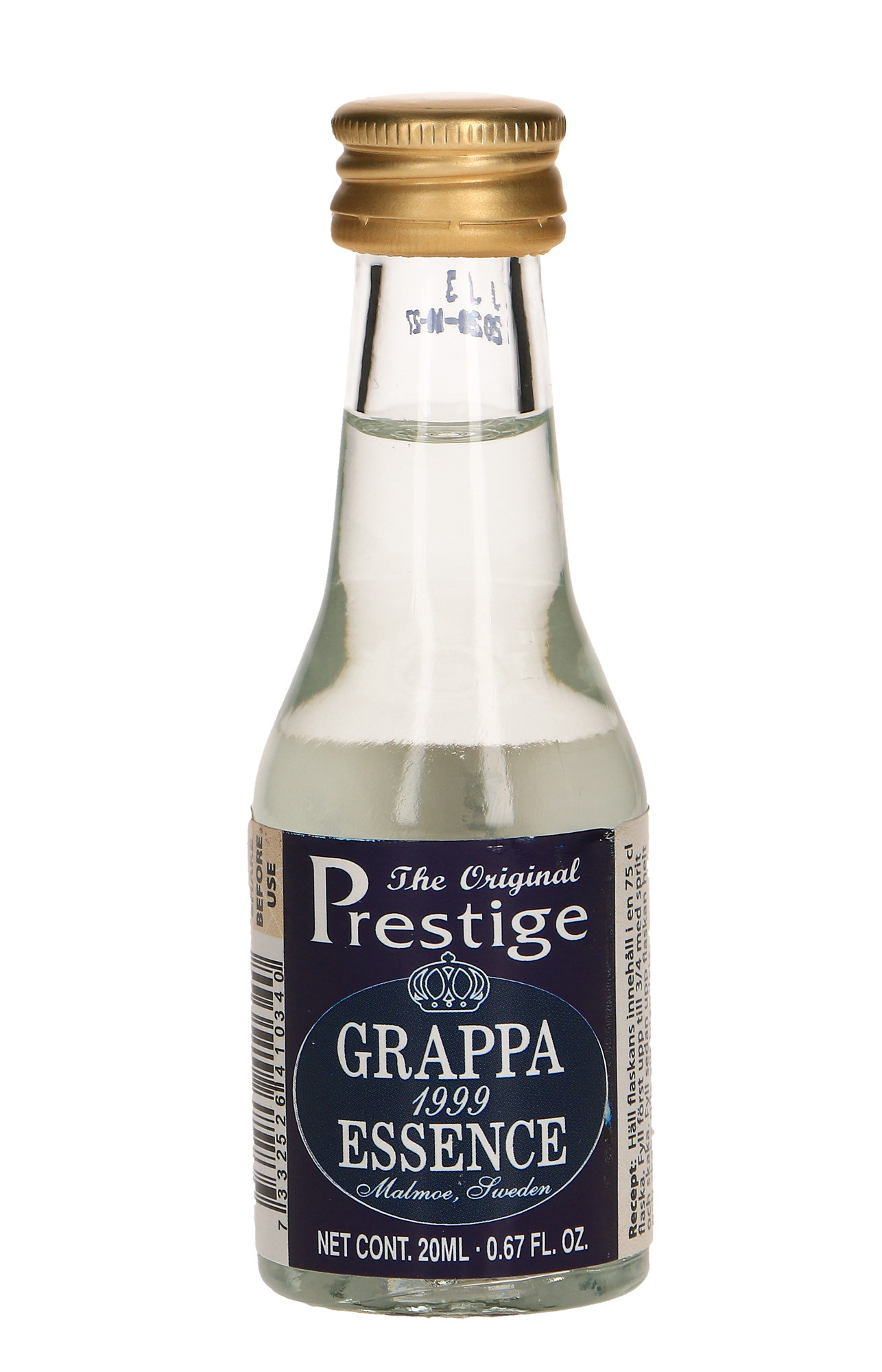Эссенция Prestige Grappa