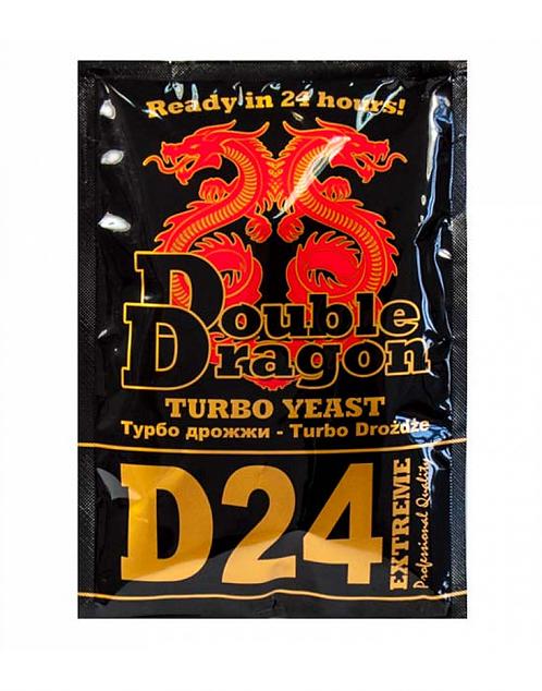 Дрожжи Double Dragon D24 Turbo