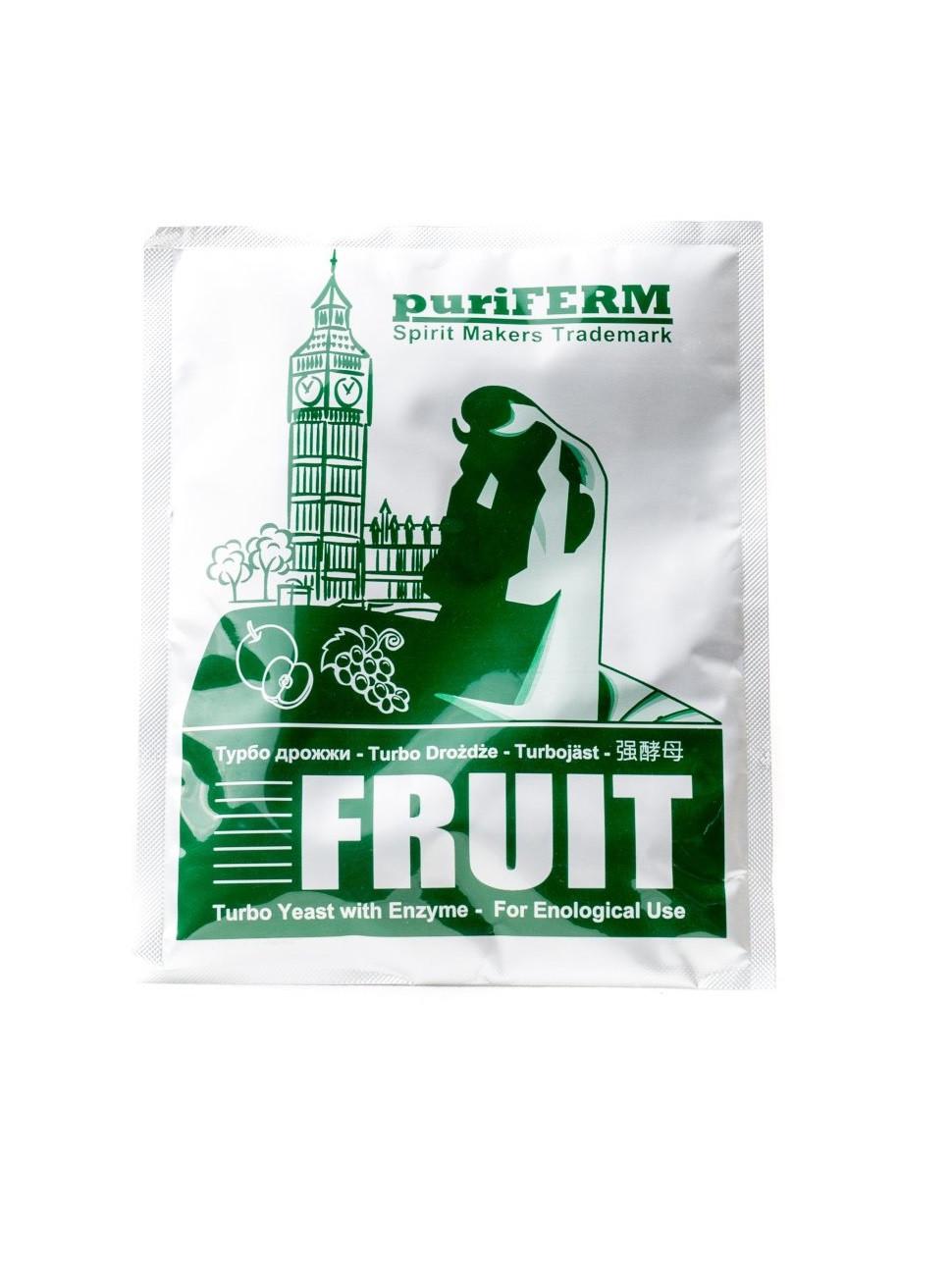 Дрожжи PuriFerm Fruit Turbo
