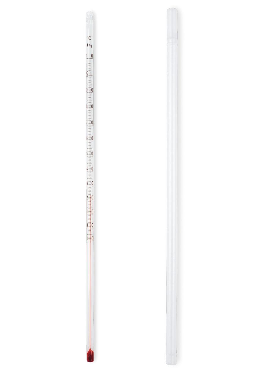 Термометр спиртовой 0 - 100°С