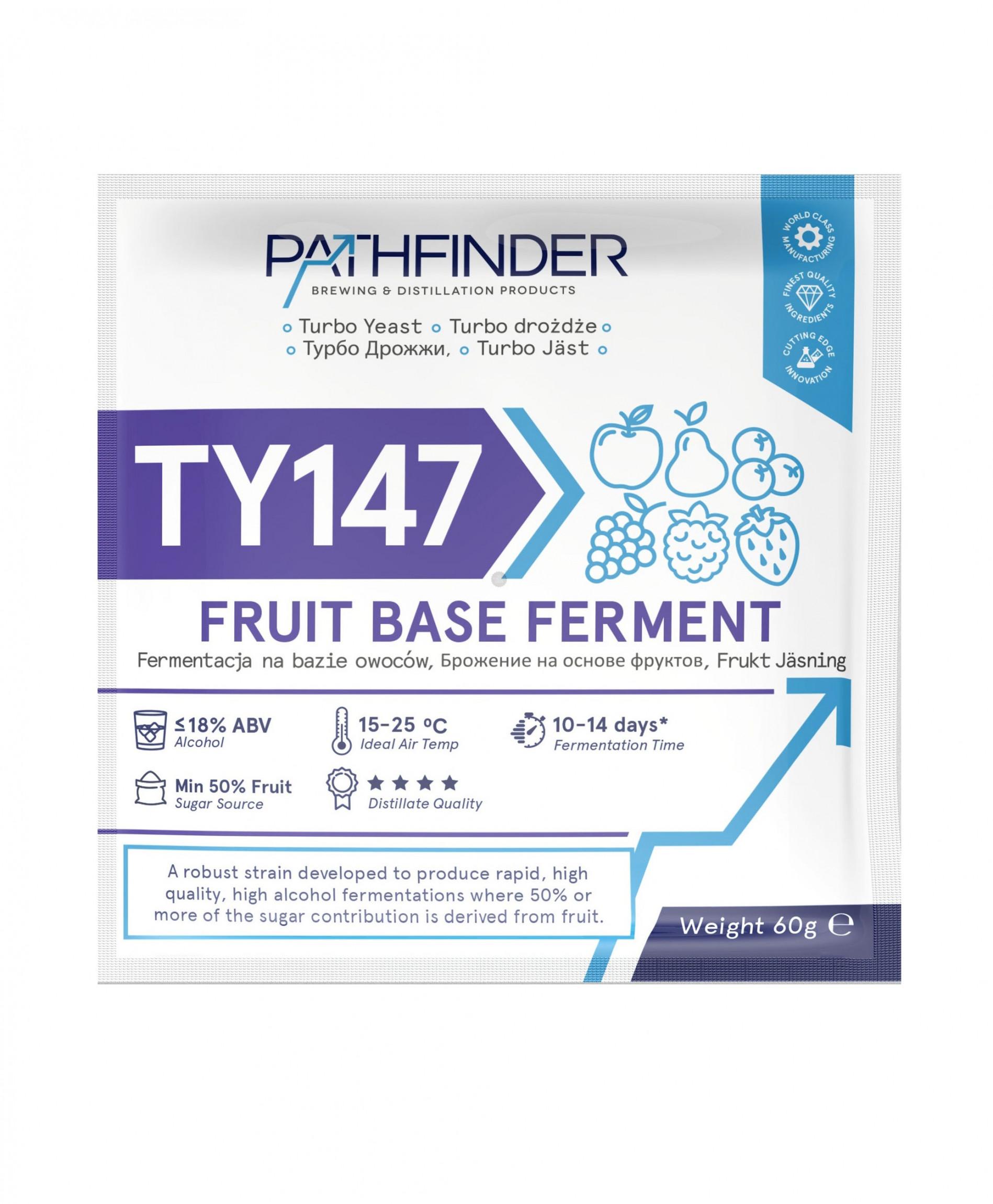 Дрожжи PathFinder Fruit Base Ferment