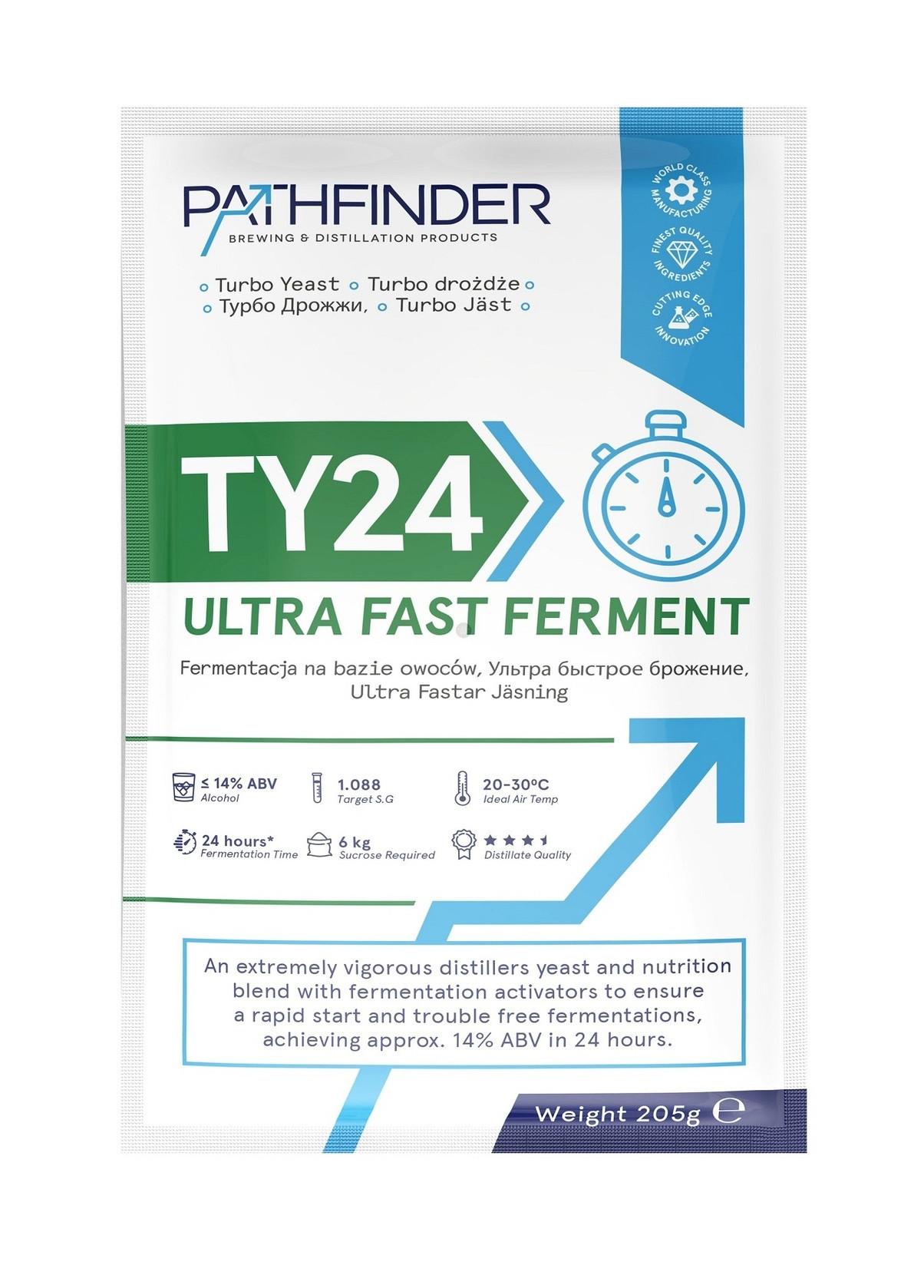 Дрожжи PathFinder 24 Ultra Fast Ferment