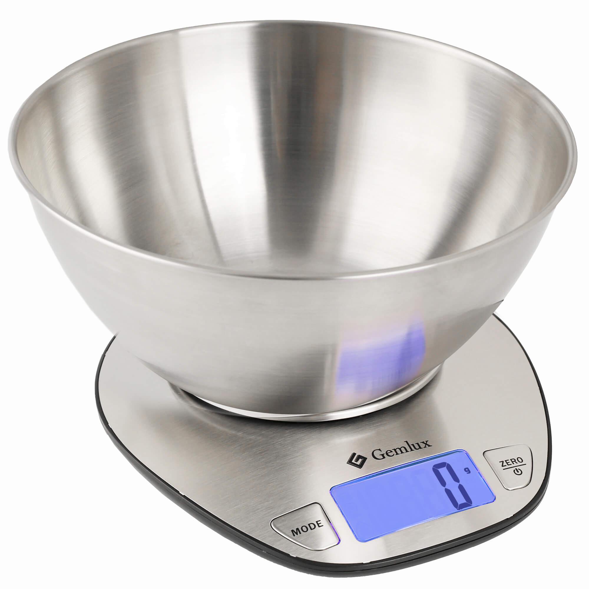 Кухонные весы GEMLUX GL-KS5SB