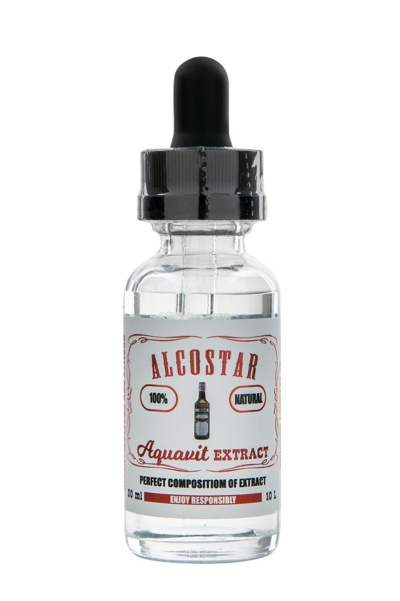 Натуральная эссенция Alcotec (Alcostar) Aquavit
