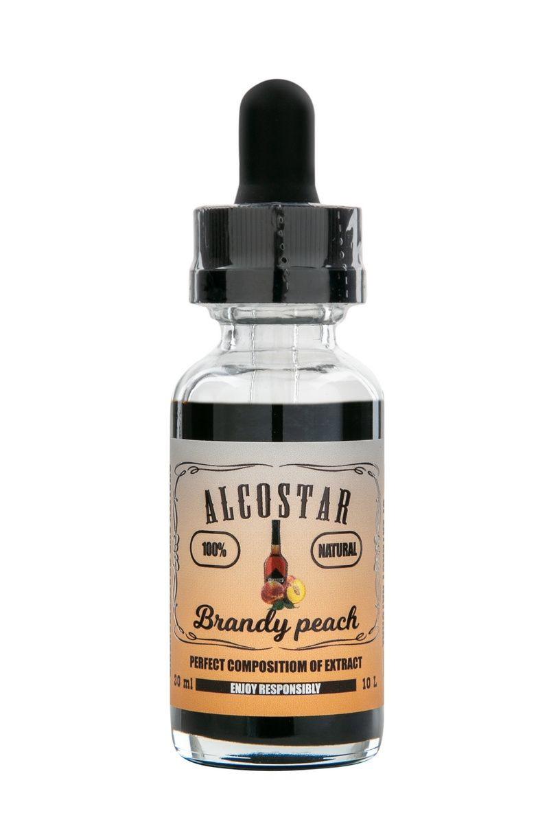Натуральная эссенция Alcotec (Alcostar) Brandy peach