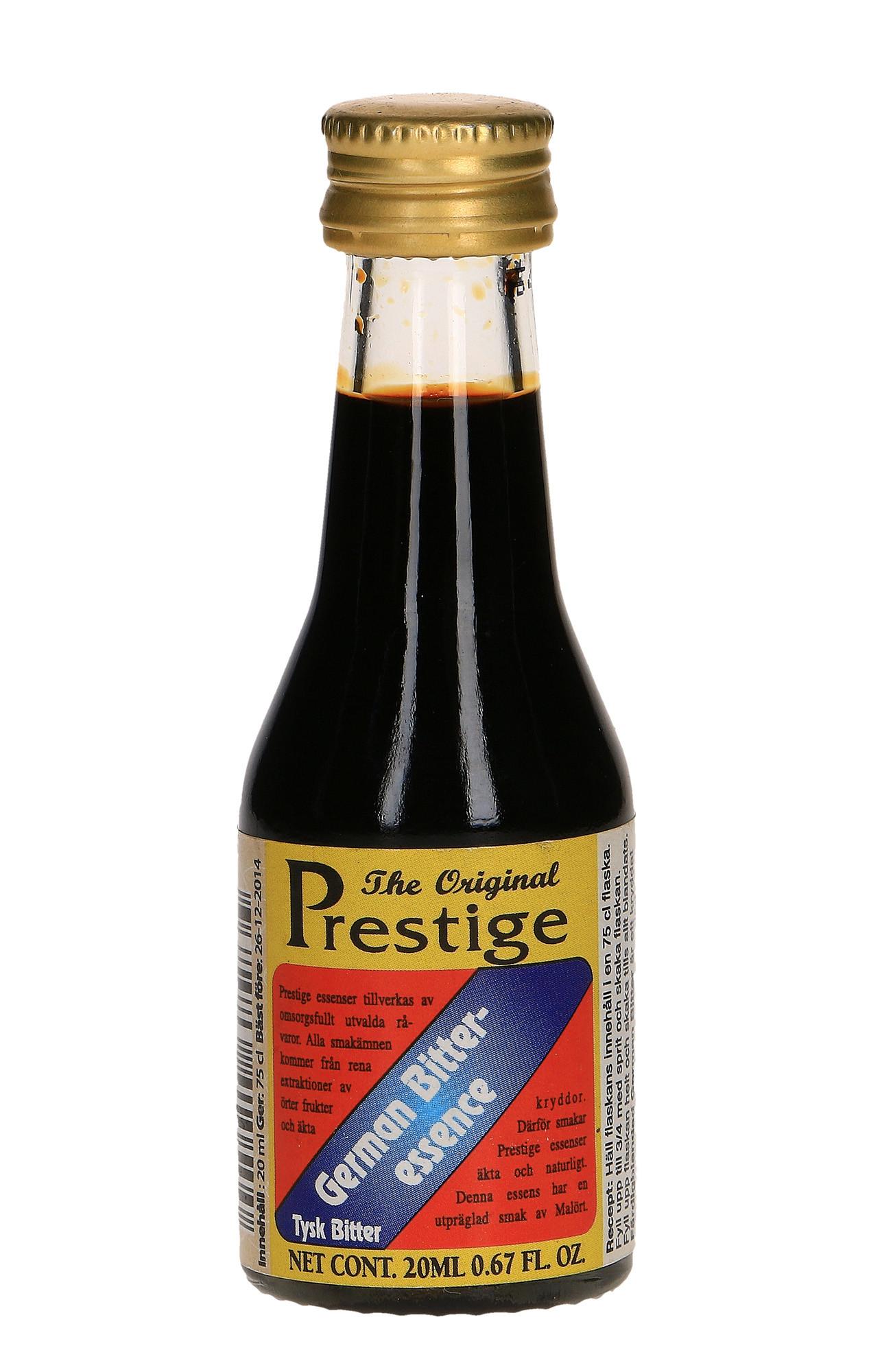 Эссенция Prestige German Bitter